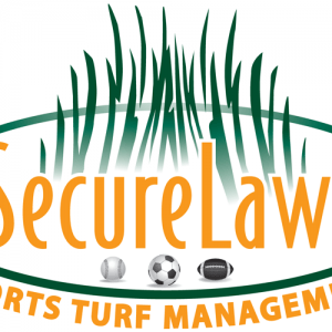 secure lawn sports turf management logo