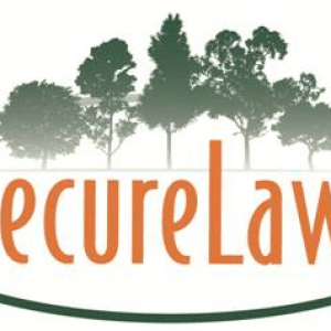 secure lawn tree and shrub logo