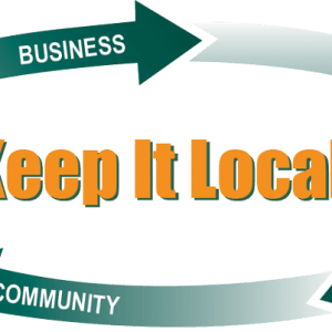 keep it local diagram
