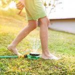 how to start up the irrigation system in spring